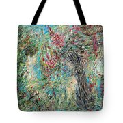 The Two And The Nature Tote Bag