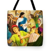 The Two Brothers Tote Bag