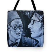The Two Doctors Tote Bag