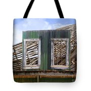 The Two Left Standing Tote Bag