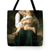The Two Sisters Tote Bag