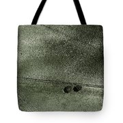 The Two With The Line  Tote Bag