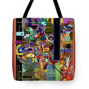 The Tzaddik Lives On Emunah 6 Tote Bag