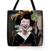 The Ugly Geisha Tote Bag