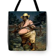 The Uncertainty Of A Sure Thing Tote Bag by Aged Pixel
