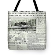 The Unimaginable Tote Bag