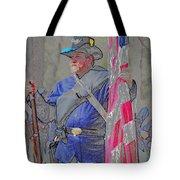The Union Patriot Tote Bag