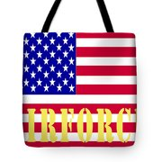 The United States Airforce Tote Bag