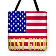 The United States Coast Guard Tote Bag