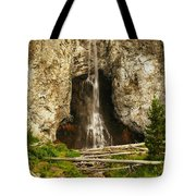 The Unknown Path Tote Bag