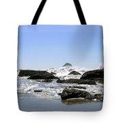 The Untamed Sea Tote Bag