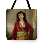 The Unwelcome Companion , C.1872-73 Tote Bag