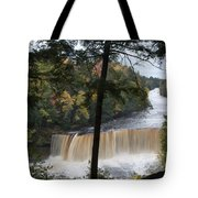 The Upper Tote Bag