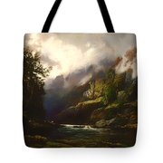 The Upper Nepean  Tote Bag