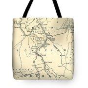 The Upper Nile Tote Bag