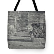 The Upstairs At The Cemetery Tote Bag