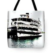 The Uss Columbia 8.5.14 Tote Bag