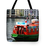 The Vagen Harbour Ferry Tote Bag