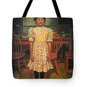 The Valentine Dress Tote Bag