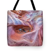 The Valley Eye Tote Bag by Darren  White