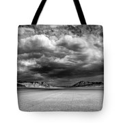 The Valley Of Shadows Tote Bag