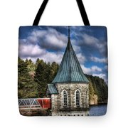 The Valve Tower Tote Bag