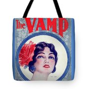 The Vamp Tote Bag