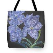 The Vanda Orchid Tote Bag