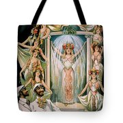 The Vater Oomph Tote Bag