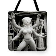 The Veiled Durga Tote Bag