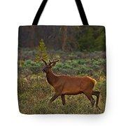 The Velveteen Elk Tote Bag
