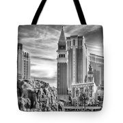 The Venetian Resort Hotel Casino Tote Bag