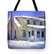 The Vermont Homestead Tote Bag
