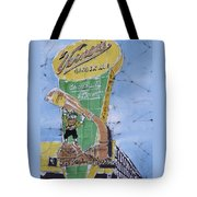 The  Vernor's Plant Tote Bag by Kate Ford
