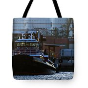 The Vicki M. Mcallister Tote Bag