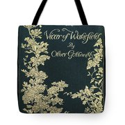 The Victor Of Wakefield Tote Bag