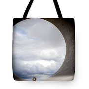 The View Above Tote Bag by Fran Riley