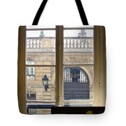 The View From Across The Way Tote Bag