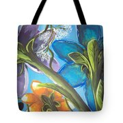 The View From Below Tote Bag