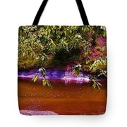 The View From Heaven On Earth Tote Bag