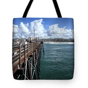 The View From Here Tote Bag