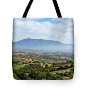 The View From Mum And Dads Tote Bag