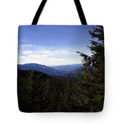 The View From Nf 7605 No 1 Tote Bag
