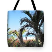 The View Of Paradise Tote Bag