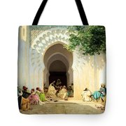 The Village Counselor Tote Bag