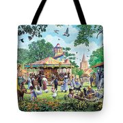 The Village Fayre  Tote Bag