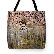 The Village Of Abyaneh In Iran Tote Bag