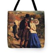 The Village Postman Tote Bag