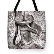 The Village Pump Tote Bag