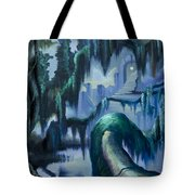 The Vine And The Alter Tote Bag